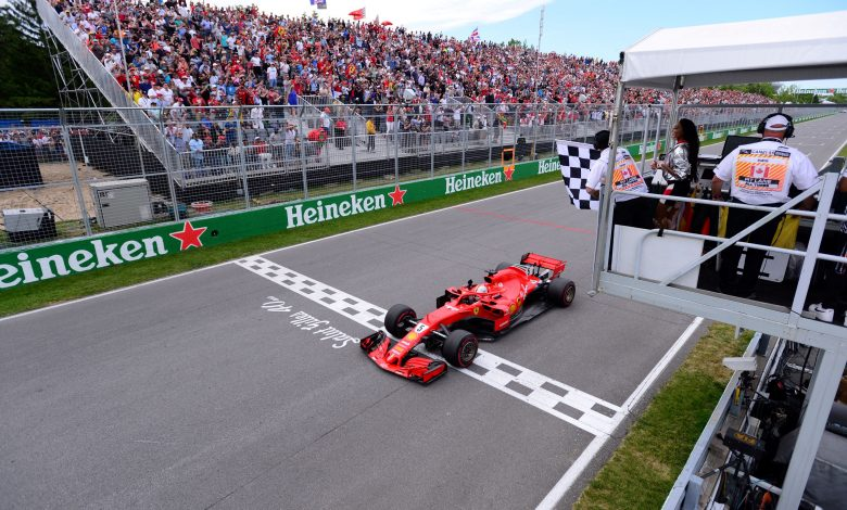 Canadian F1 Grand Prix cancelled