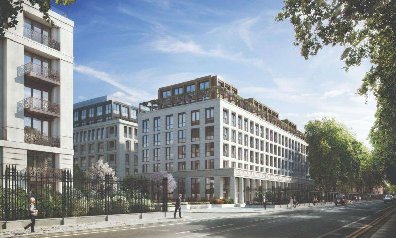 Qatari Diar's Chelsea Barracks in London Wins LEED Platinum Certification
