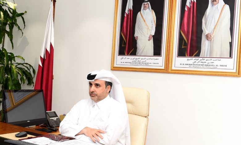 Minister Reviews Qatar's Efforts to Ensure Access to a Sustainable World