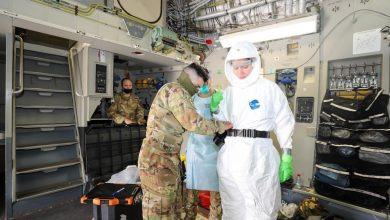 "Qatar Armed Forces Conducts ""Capsule Medical Evacuation"" Exercise"