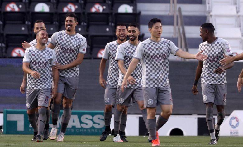QNB Stars League: Al Sadd Beats Al Gharafa 2-0