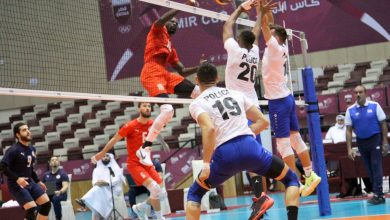 Volleyball: Al Rayyan and Al Arabi Reach the Final of Amir Cup