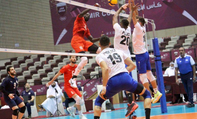 Volleyball: Al Rayyan and Al Arabi Reach the Final of Amir Cup