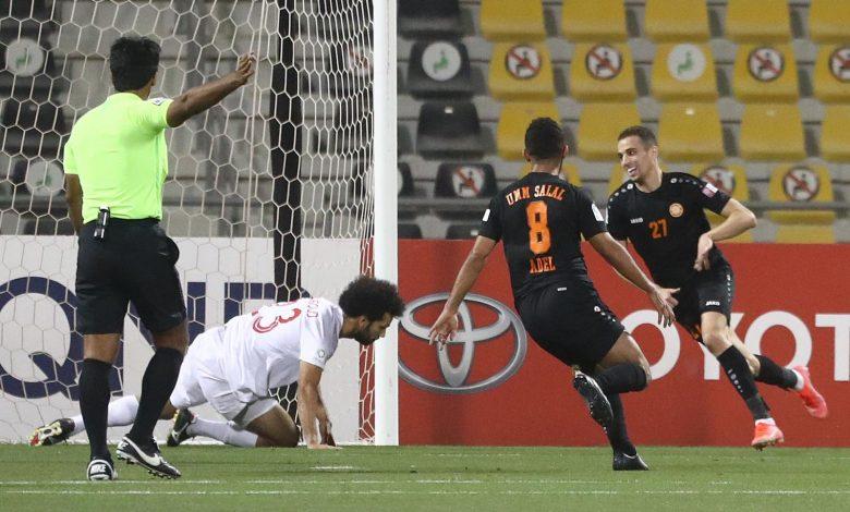 QNB Stars League: Umm Salal Beats Al Rayyan in Goals Galore
