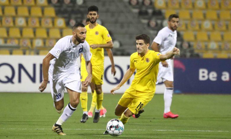 QNB Stars League: Al Sailiya Beat Qatar SC