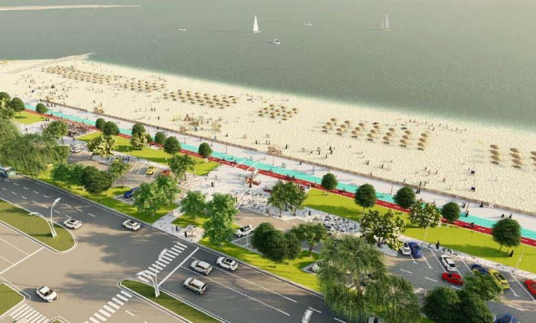 West Bay North Beach Project launched