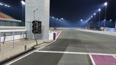 Completion of 80% of Development Works on Losail International Circuit