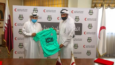 QRCS, Al-Ahli SC Sign Agreement for Humanitarian Cooperation