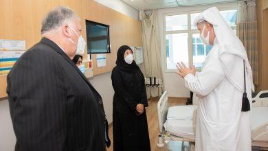 Minister of Public Health Visits Al Wakra Hospital
