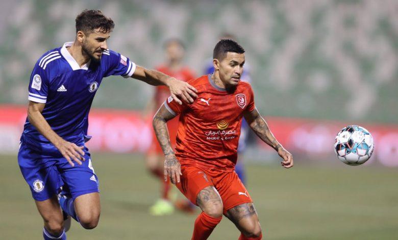 QNB Stars League: AL Khor 1-1 Duhail .. Al Kharitiyat Officially to Second Division