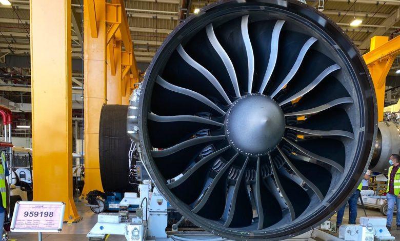Qatar Airways' New Engine Facility Inaugurated