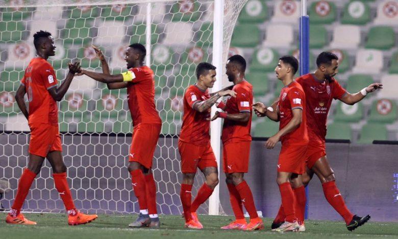 QNB Stars League: Al Duhail Defeat Al Ahli 4-0
