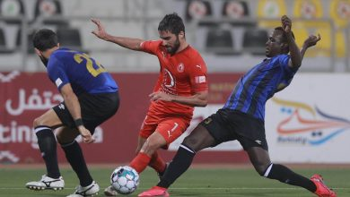 Al Arabi Beat Al Sailiya in QNB Stars League