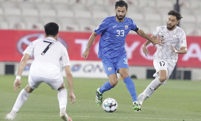 Al Wakrah Edge Al Kharaitiyat in QNB Stars League