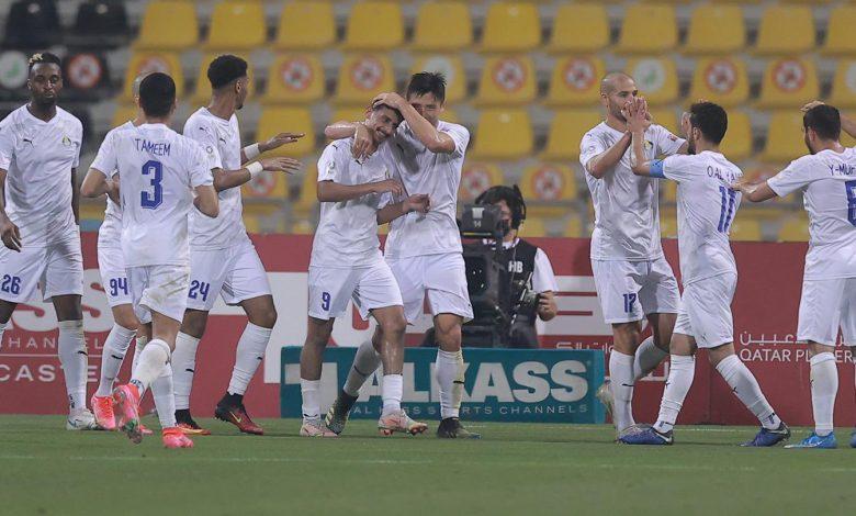 QNB Stars League: Al Gharafa Beat Umm Salal 5-1
