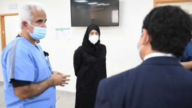 Minister of Public Health Inspects New COVID-19 Vaccination Center in Doha Industrial Area