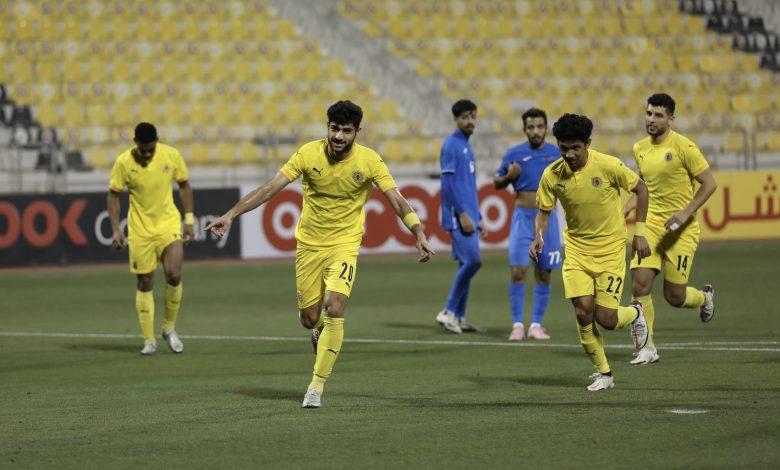 QFA Cup: Qatar SC Beat Al Shahania SC 2-0