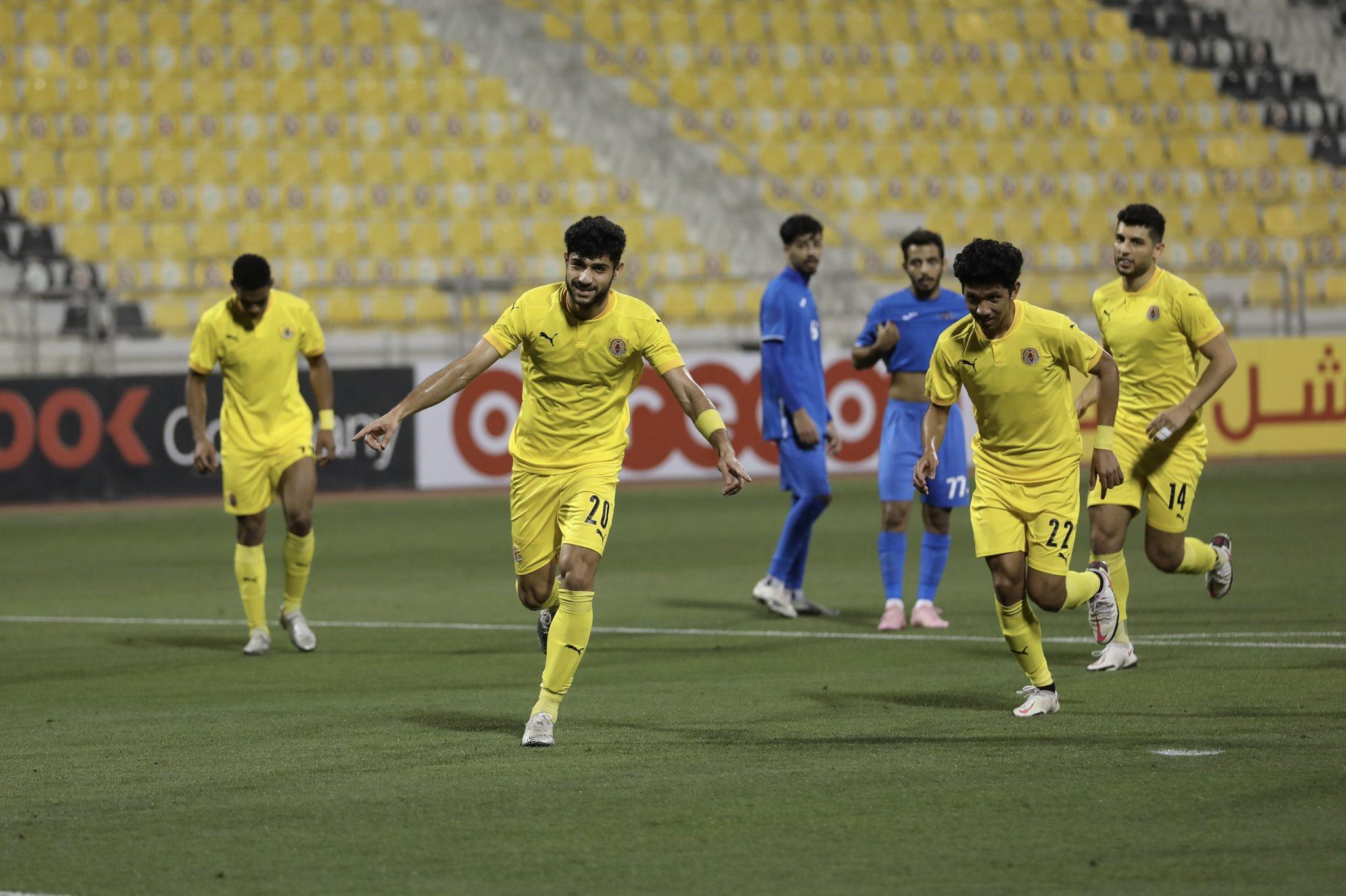 QFA Cup: Qatar SC Beat Al Shahania SC 2-0 | What's Goin On Qatar