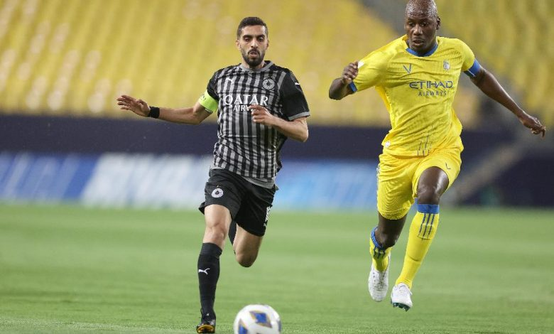 Al Sadd Lose 1-3 to Al Nassr in AFC Champions League