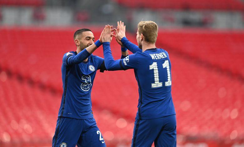 Chelsea beat Man City: Thomas Tuchel's side advance to FA
