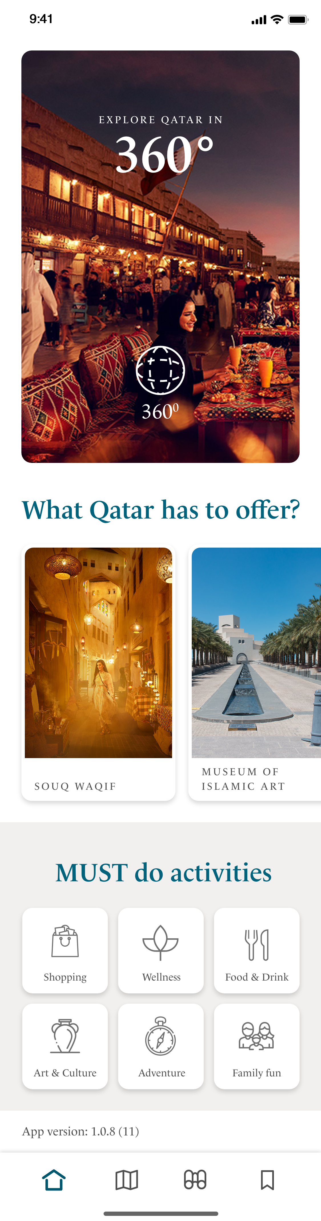 Qatar National Tourism Council launches mobile app offering personalised experience