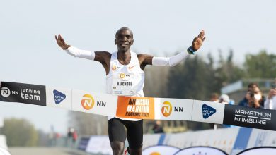 Kenyan Kipchoge Strides Through NN Mission Marathon Win
