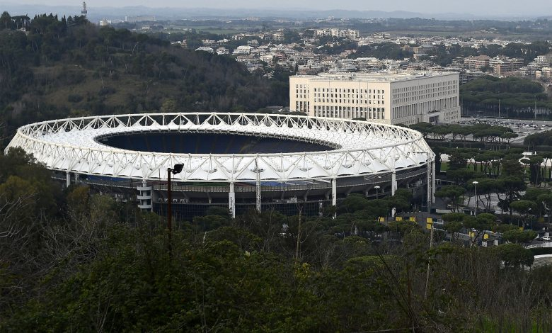 Rome Confirmed As Host City for Euro 2020