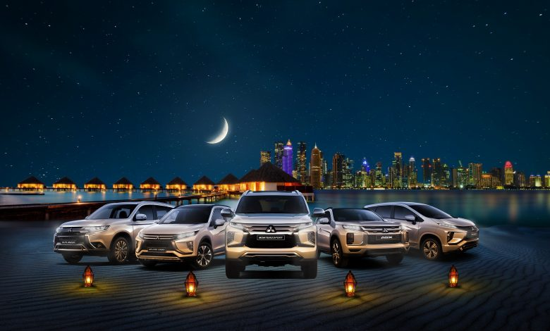QAC launches Special Ramadan Offer on a wide range of Mitsubishi SUVs