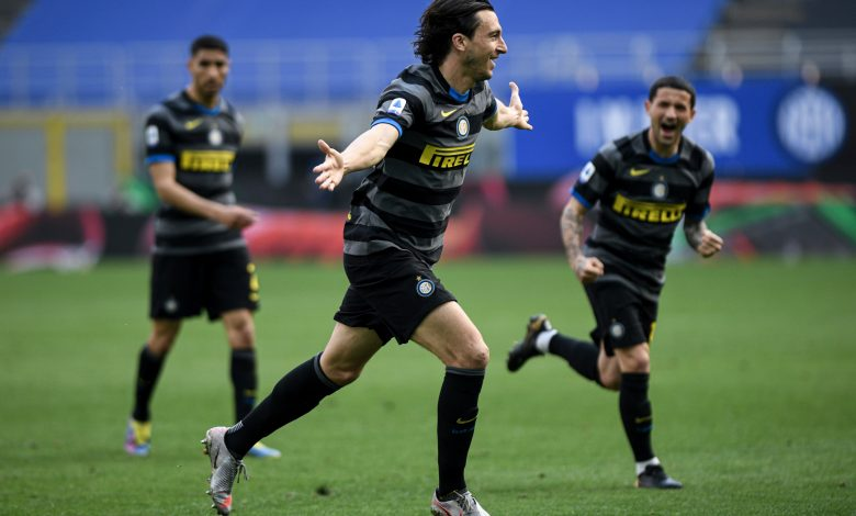 Inter Milan lead Serie A after home victory
