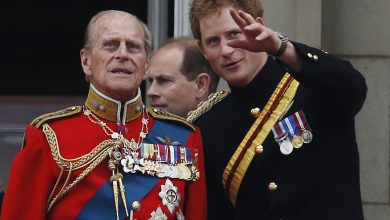 Prince Philip 'continued wearing his wedding day shoes for 74 years'
