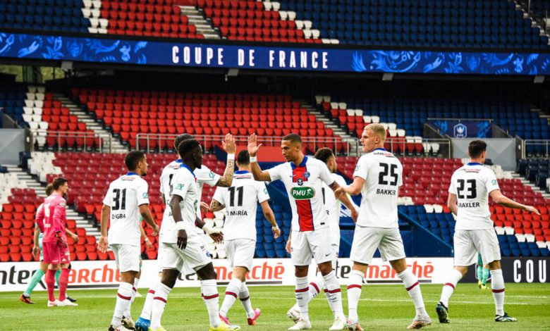 PSG Move To Semi-Final of French Cup
