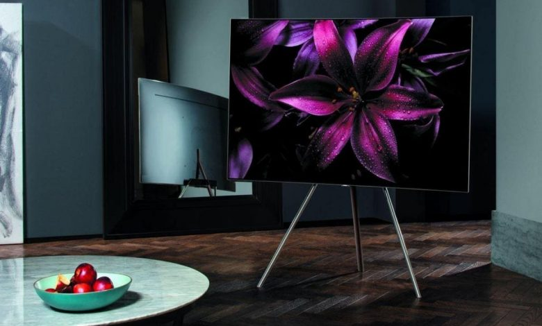 World's first 8K TV Unveiled