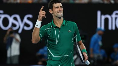 Djokovic and Barty Maintain Top Rankings for Tennis Players
