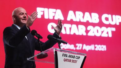FIFA announces match schedule for Arab Cup 2021