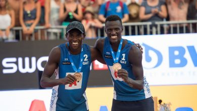 Cherif and Tijan Confident of Qualifying for Olympics