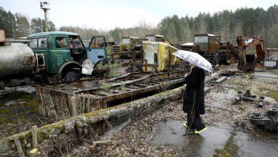 Ukraine marks 35 years since Chernobyl disaster