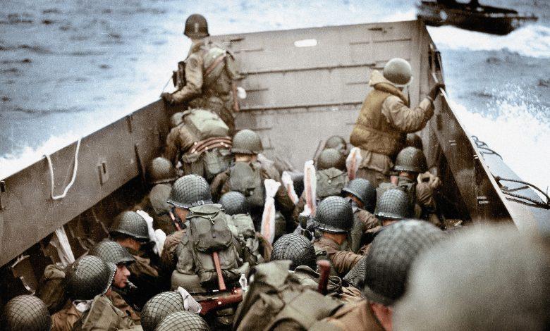 French WWII Normandy landings hero dies aged 106