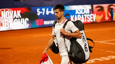 Djokovic Withdraws from Madrid Open