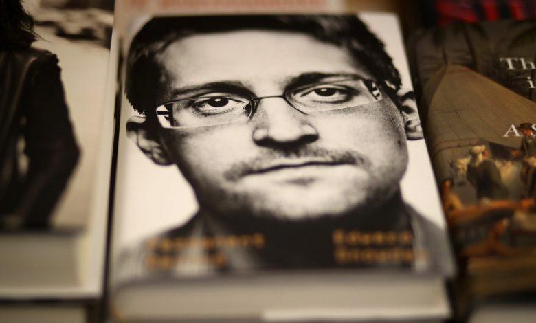 Edward Snowden's NFT sold for $ 5.5 million