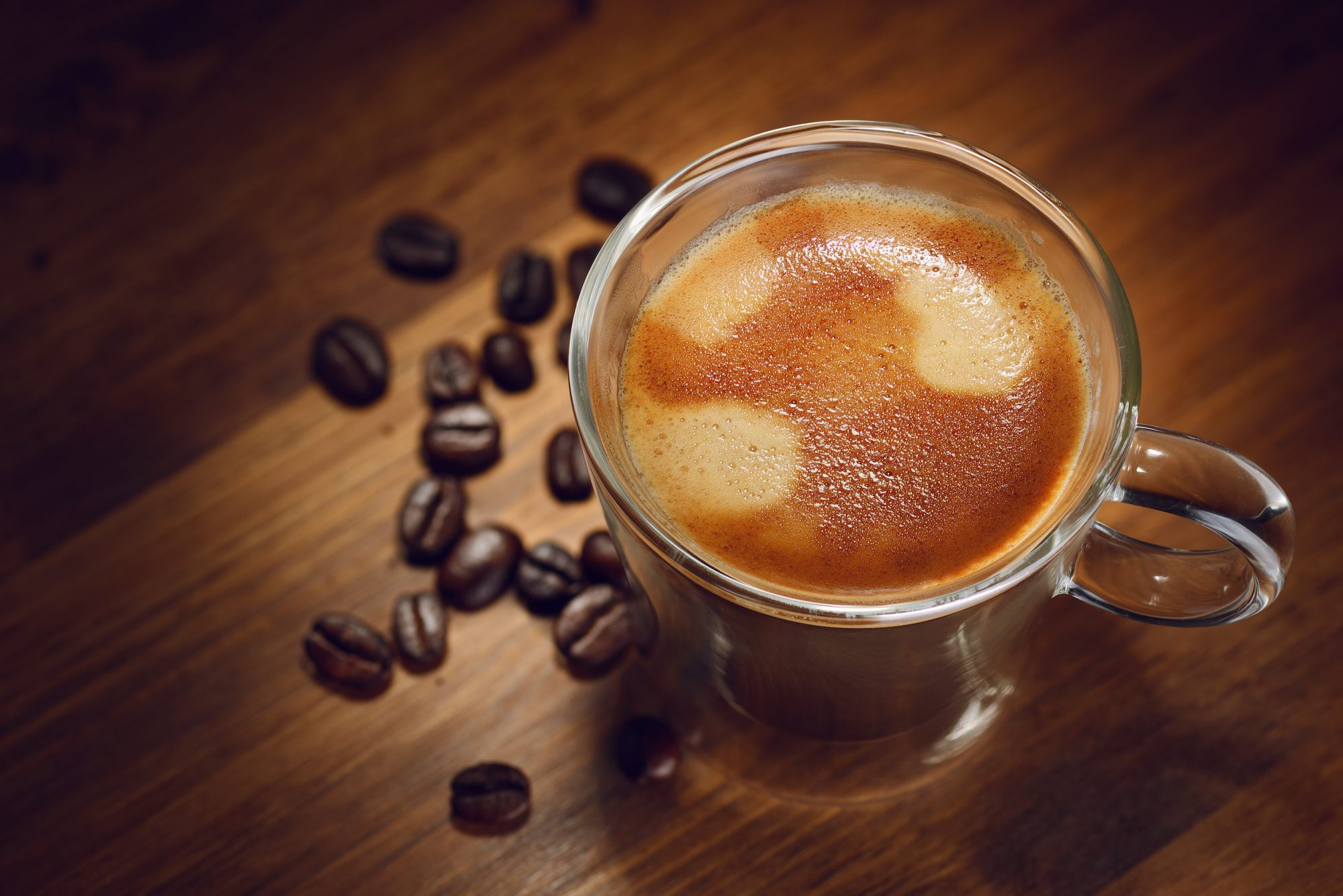 Scientists discover the effect of coffee on the brain