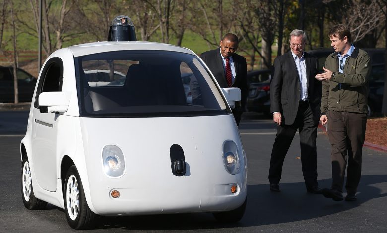 Google's Self-driving Cars Cause Traffic Accidents and The Company's CEO Steps Down
