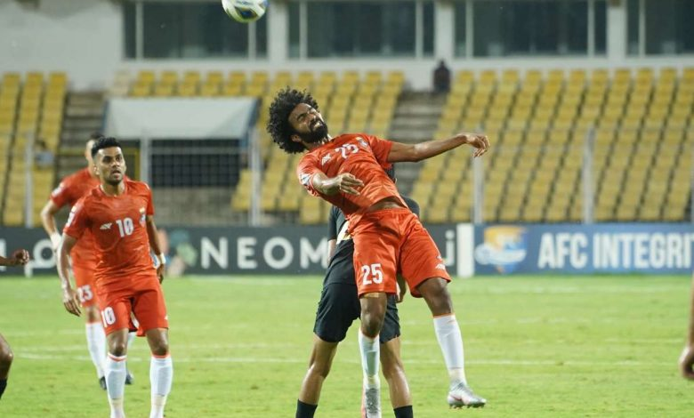 Al Rayyan Play Out 1-1 Draw against FC Goa