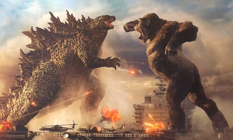 """Godzilla vs Kong"" tops North American cinema revenues"