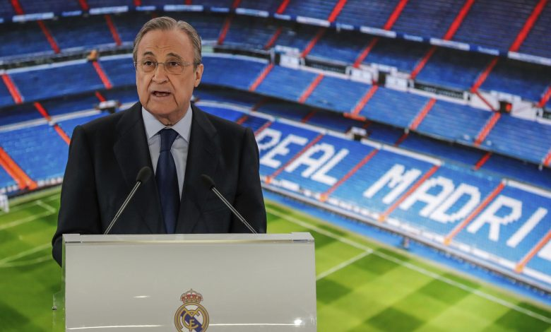 'Madrid will not be kicked out of Champions League': Perez