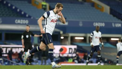 Premier League: Tottenham and Everton Draw 2-2