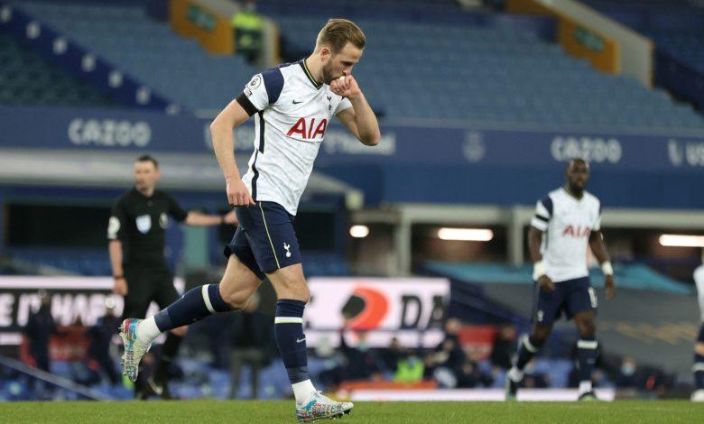 Premier League: Tottenham and Everton Draw 2-2