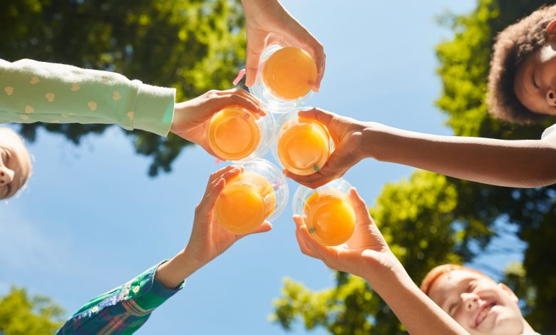 Drinks that impair children's memory and learning ability