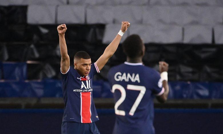 PSG into UEFA Champions League Semi-Final