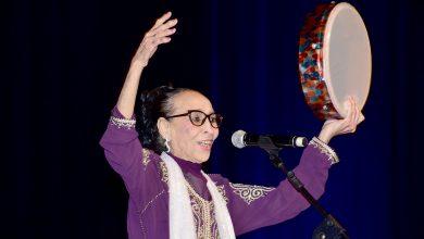 Iconic Moroccan Singer Haja El Hamdaouia Dies at 91