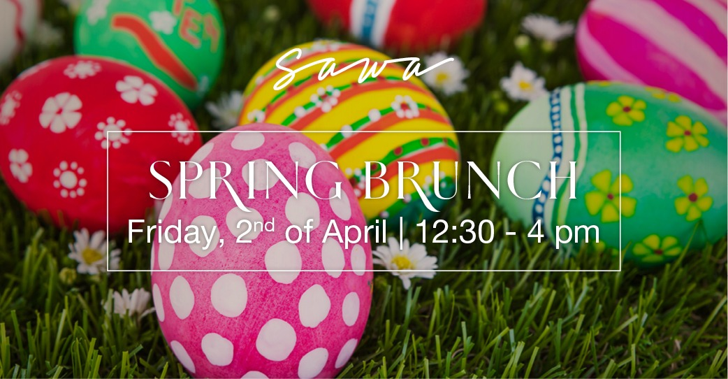 "May be an image of text that says ""E SPRING Friday, 2nd of April